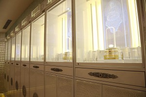 what is a columbarium service