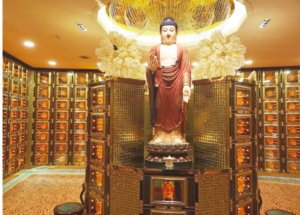 Nirvana Columbarium Suite 8B