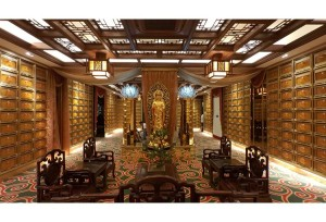 nirvana columbarium royal suite